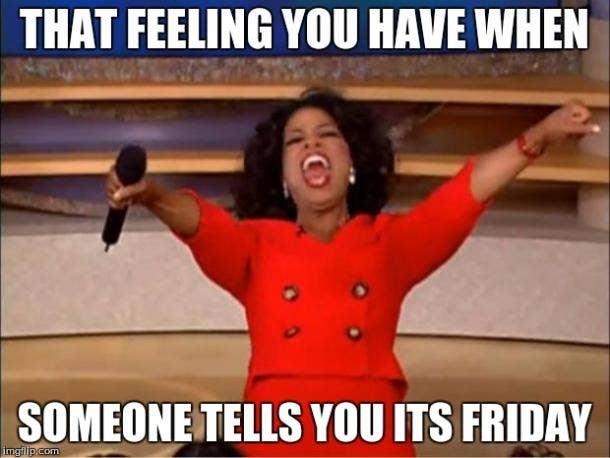 Best Friday Meme