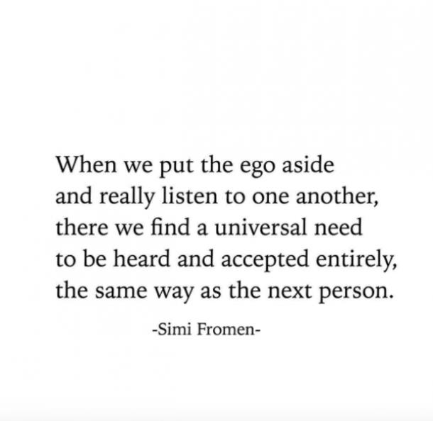 22 Happy Instagram Quotes By Poet Simi Fromen About Love ...
