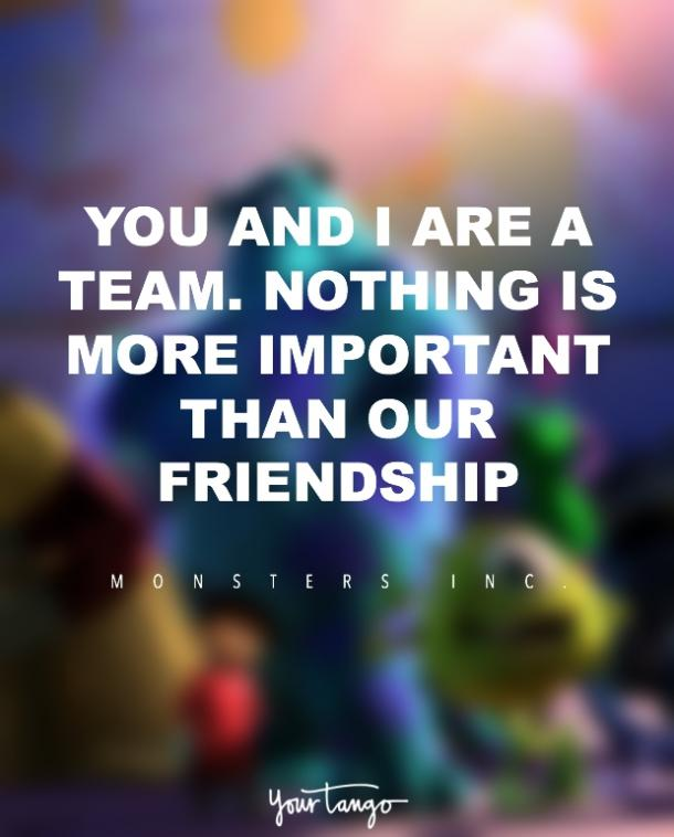 Disney Quotes About Friendship.