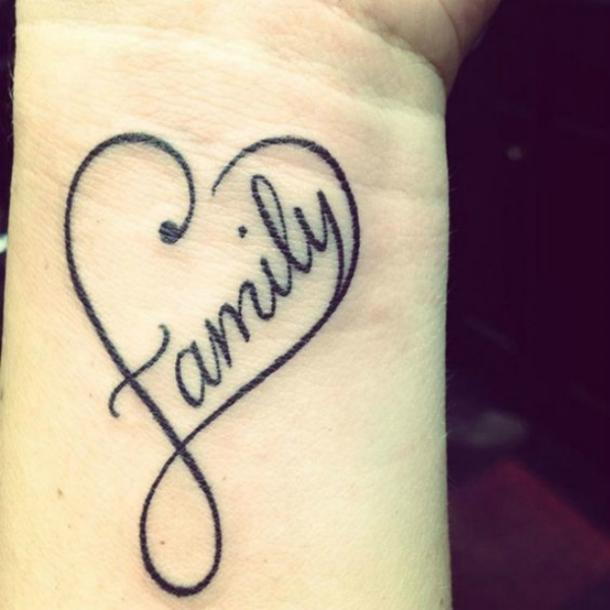 one word tattoo ideas