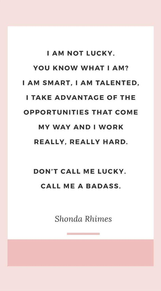 Inspiring Quotes For Strong Women Boss