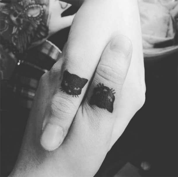 BFF Best Friend Tattoos