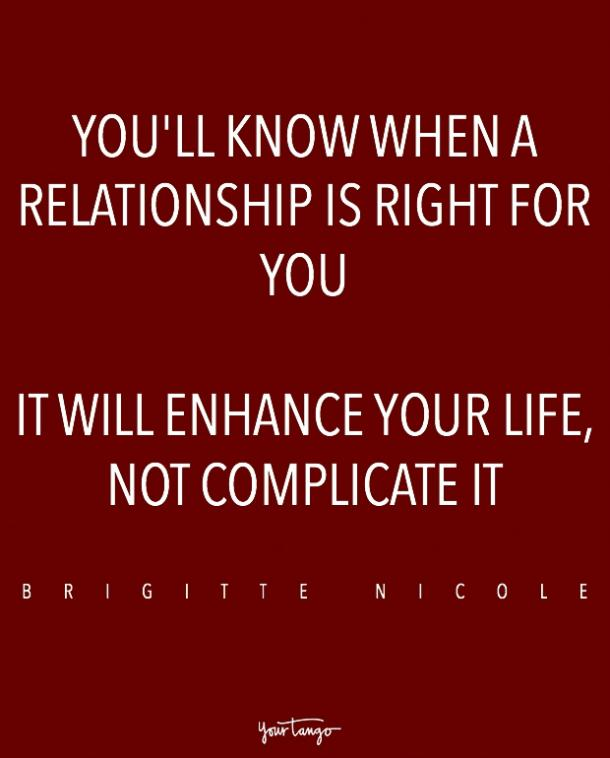 Brigitte Nicole fight for your relationship quote