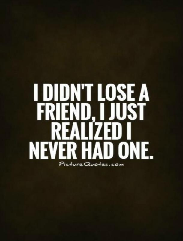 20 Broken Friendship Quotes About Betrayal For People Who ...