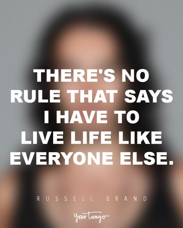 18 Famous Russell Brand Quotes About Life Love Yourtango
