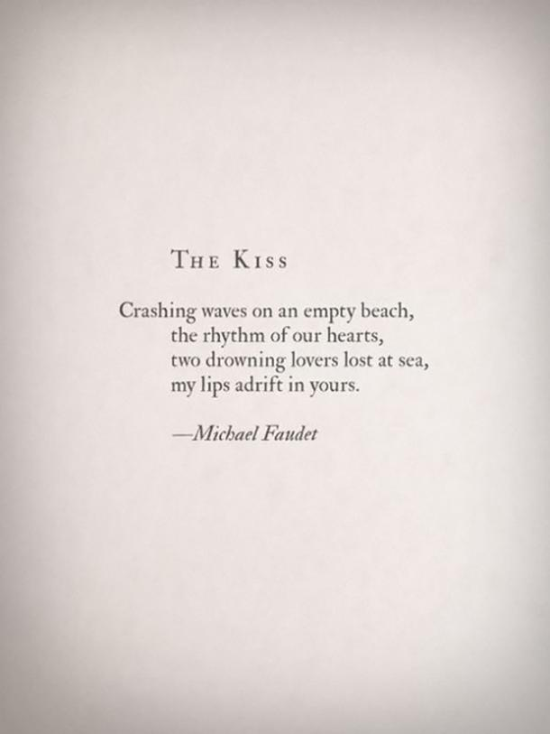 20 Love Quotes & Sexy Poems By Instagram Poet, Michael