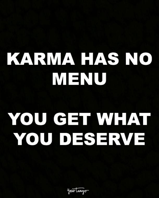 Quotes About Cheaters And Karma Picturesboss