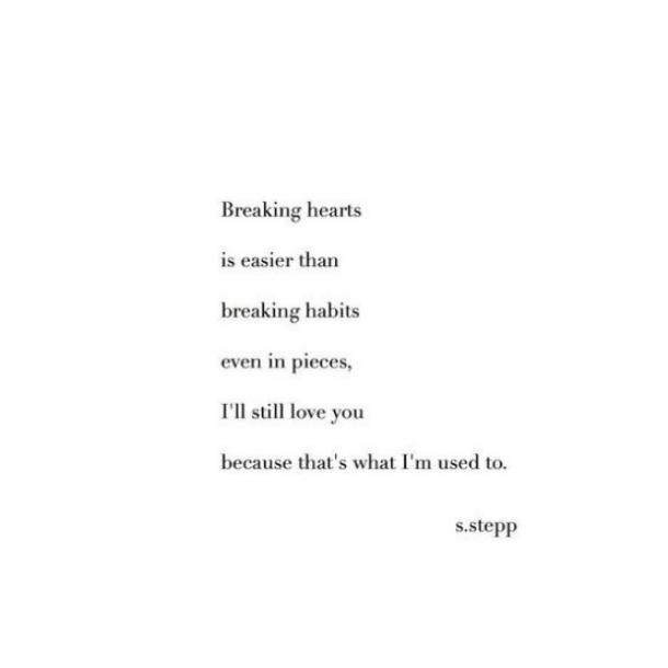 14 Instagram Quotes By Poet Sara Stepp About Heartbreak Yourtango