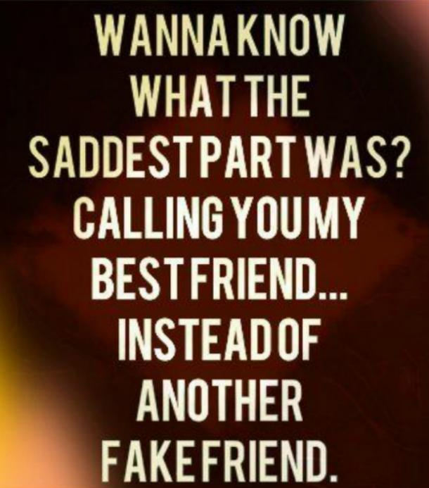 Amazing BFF Betrayal Quotes. U201c