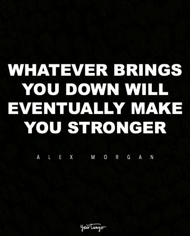 Alex Morgan Emotional Quotes