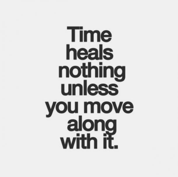 25 Healing Breakup Quotes About Moving On & Getting Over ...