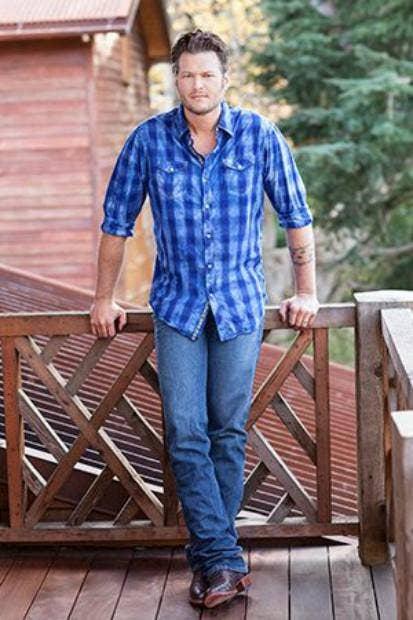 Blake Shelton, 2017 Sexiest Man Alive