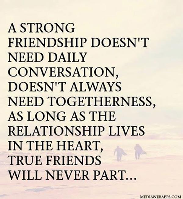 friendship quotes prove distance only brings you closer yourtango