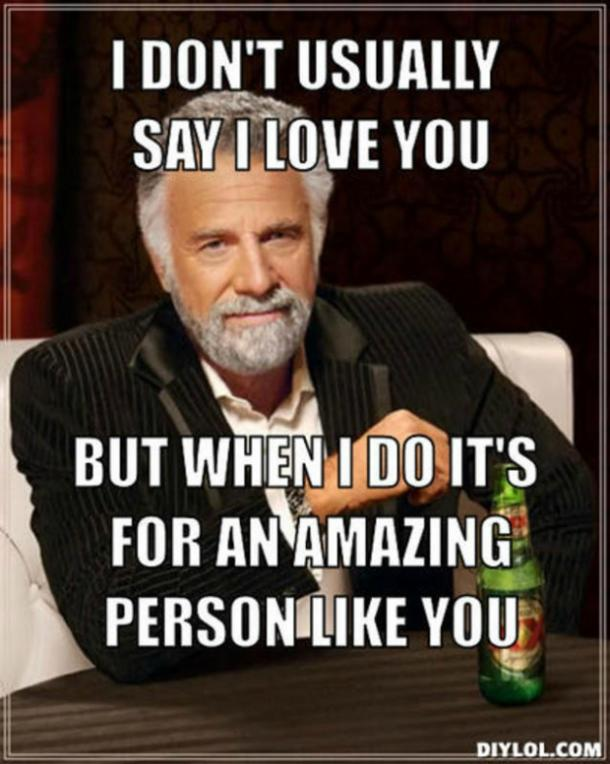 40 Best I Love You Memes And Quotes That Are Cute Funny And