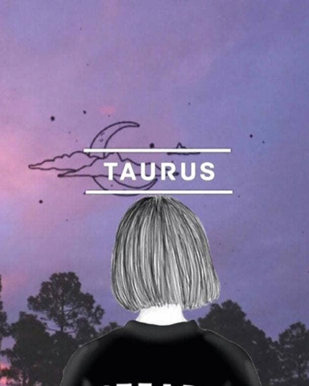 taurus he thinks i'm cute zodiac sign