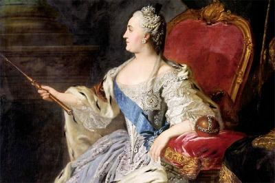 "<a href=""http://www.history.com/news/8-things-you-didnt-know-about-catherine-the-great"" target=""_blank"">history.com</a>"