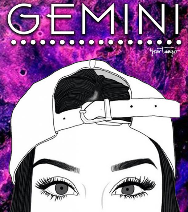 Gemini zodiac sign looking for love in all the wrong places
