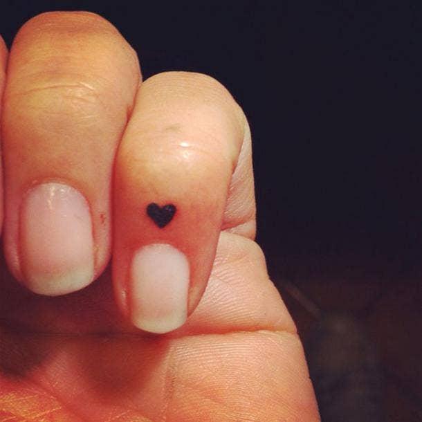 Heart Tattoos