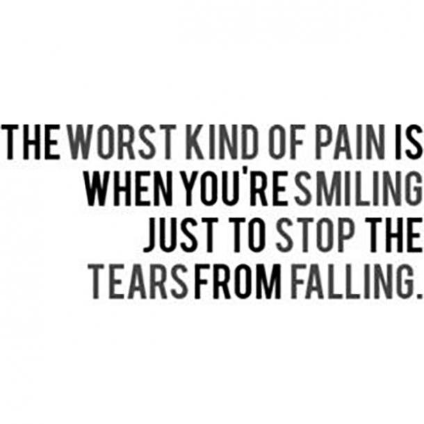 sad quotes that capture what it feels like to suffer from