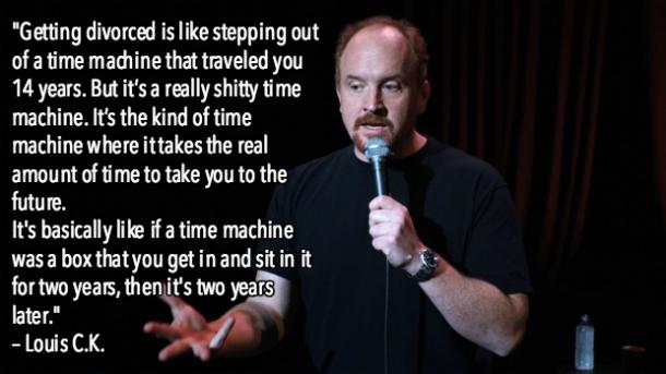 Louis ck quotes about dating