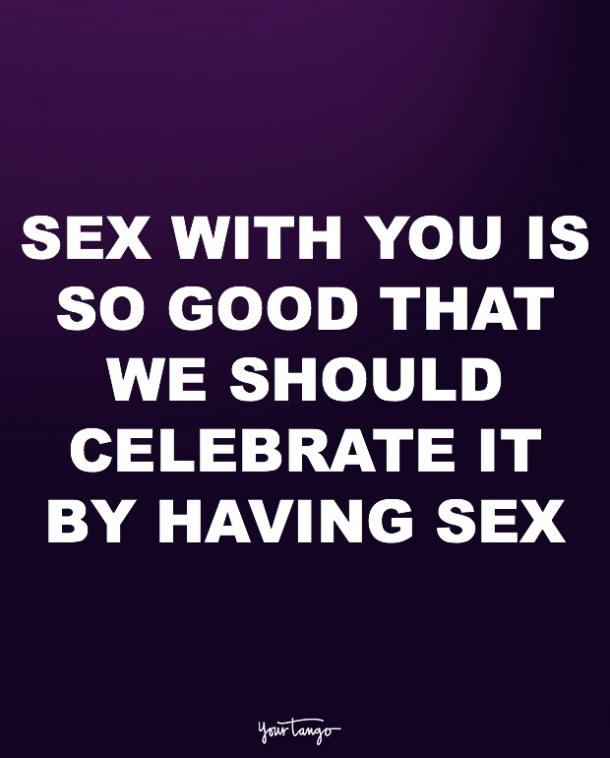 Funny quotes on sex