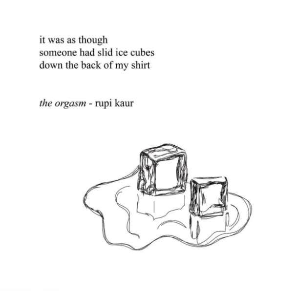 Passionate Sexy Love Quotes Rupi Kaur. U201c