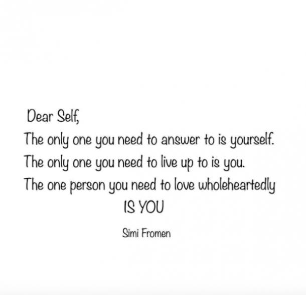 happy instagram quotes by poet simi fromen about love yourtango