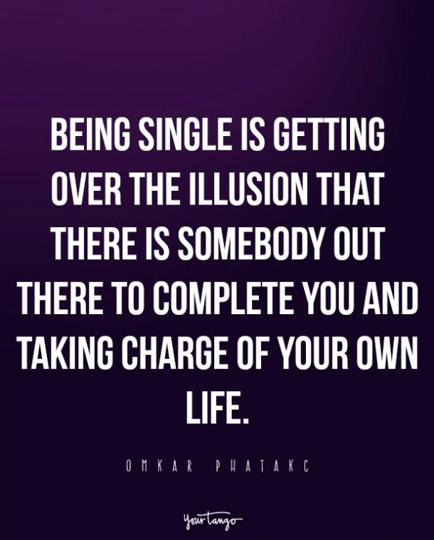 Quotes, How To Be Single, Single Life