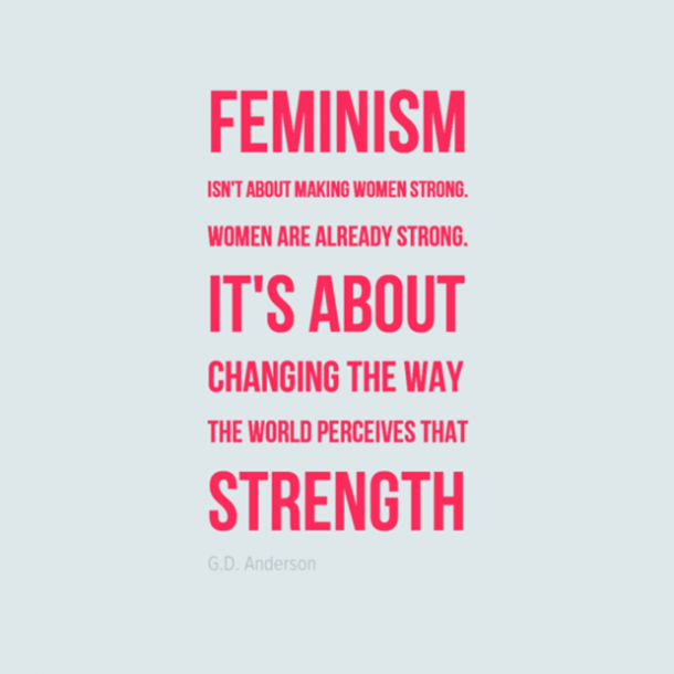 25 Quotes That Prove Feminism Isn\'t A JOKE | YourTango