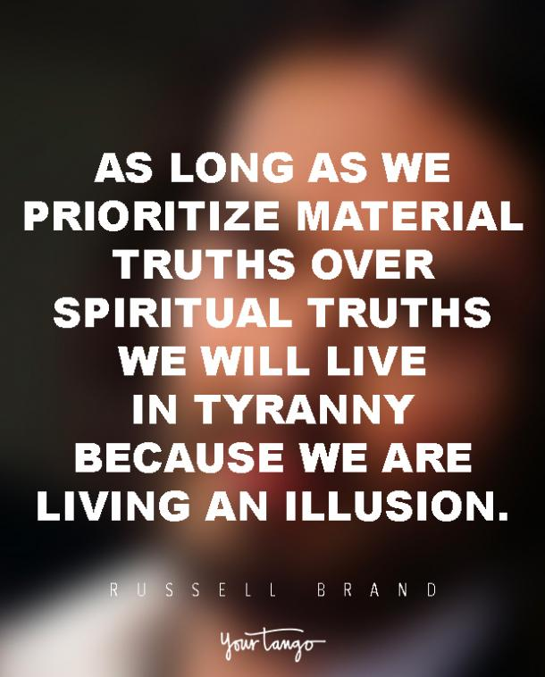 Russell Brand Quotes About Life