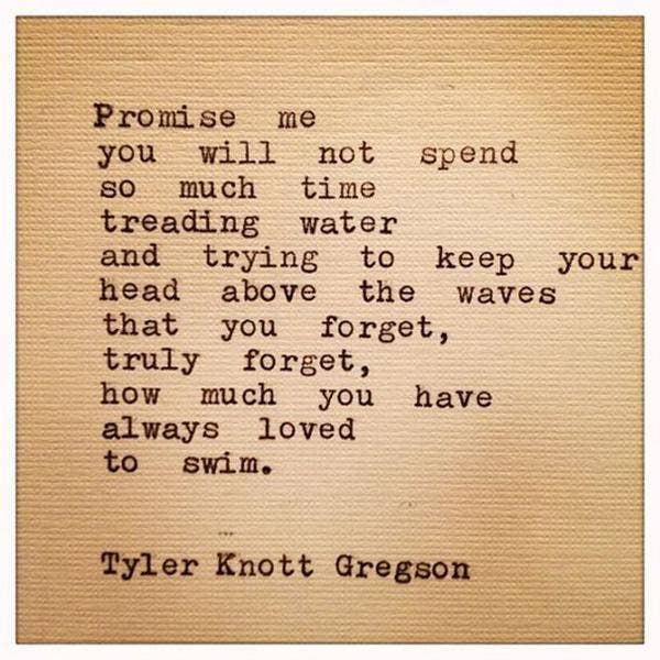Tyler Knott Gregson Instagram Love Poems & Quotes