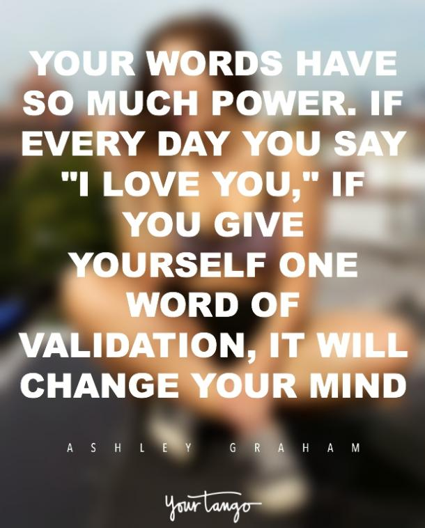 Ashley Graham Quotes Self-Esteem Confidence