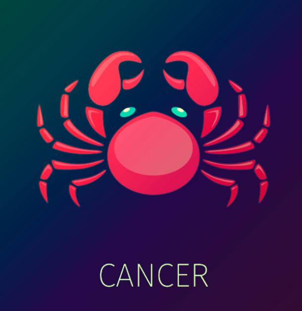 Cancer Confidence Zodiac Sign Astrological Sign