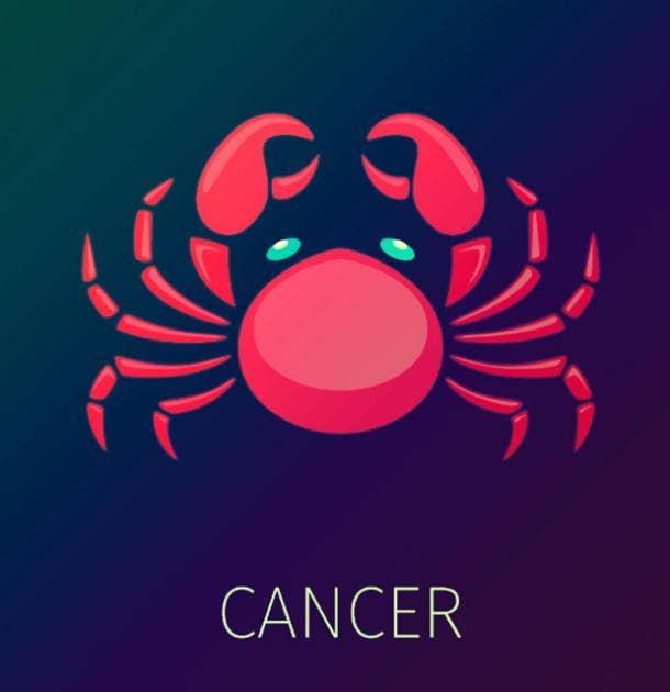Cancer unforgiving zodiac signs butt hurt hold a grudge