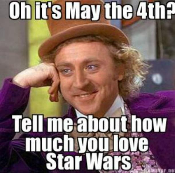 What Is May The Fourth? And 13 Best May The 4th Memes To Share On Facebook