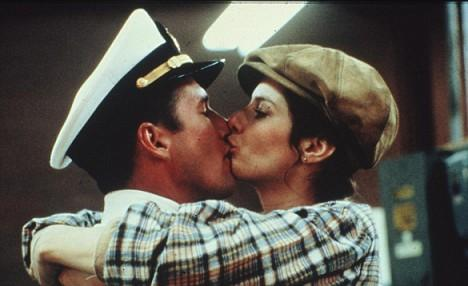 "<a href=""http://thebestkissesever.tumblr.com/post/32518432848/an-officer-and-a-gentleman-kiss"">thebestkissesever.tumblr.com</a>"
