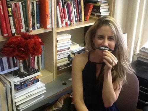 Celebrity Editor Lauren Metz