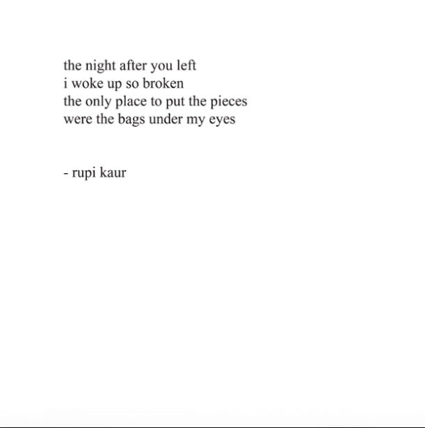 Poems About Being Broken Inside Wwwpicswecom