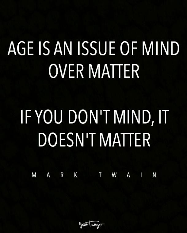inspiring quotes for growing old