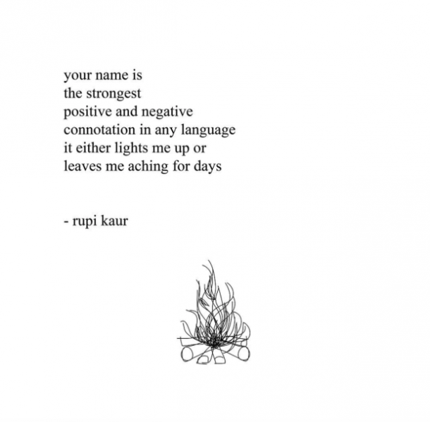 passionate sexy love quotes Rupi Kaur