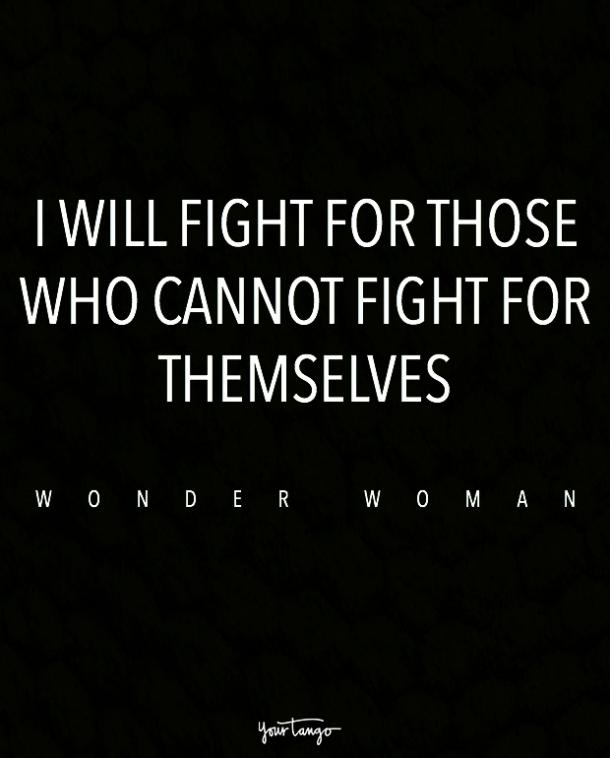 wonder woman quotes