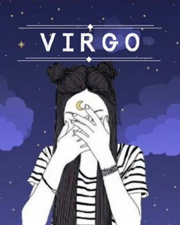 Virgo Zodiac Sign Astrological Sign Attraction