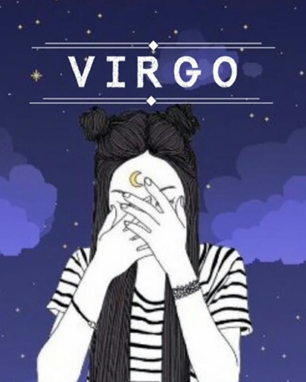 Virgo introverted Zodiac Sign