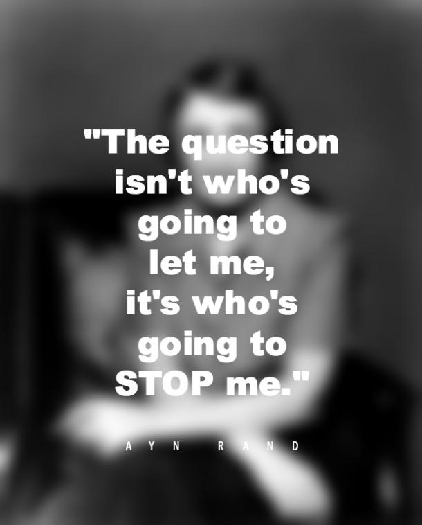 Ayn Rand Strong Women Quotes