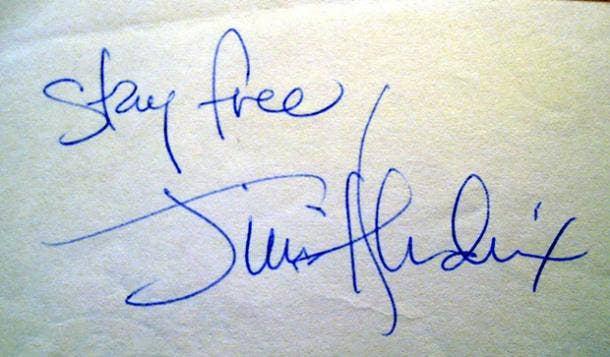Jimi Hendrix Quotes