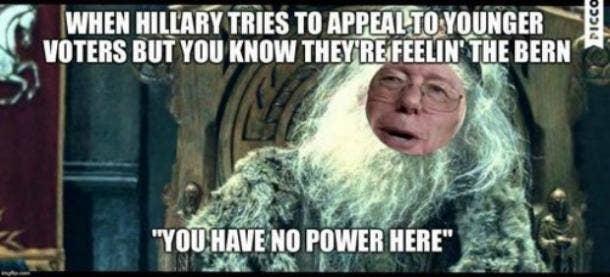 Best Bernie Sanders Meme