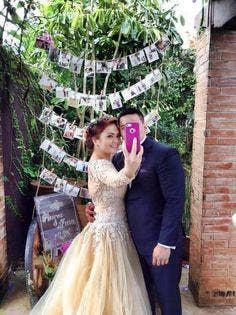 """<a href=""""http://www.pinterest.com/c3dar/bride-selfies/"""" target=""""_blank"""">pinterest.com</a>"""