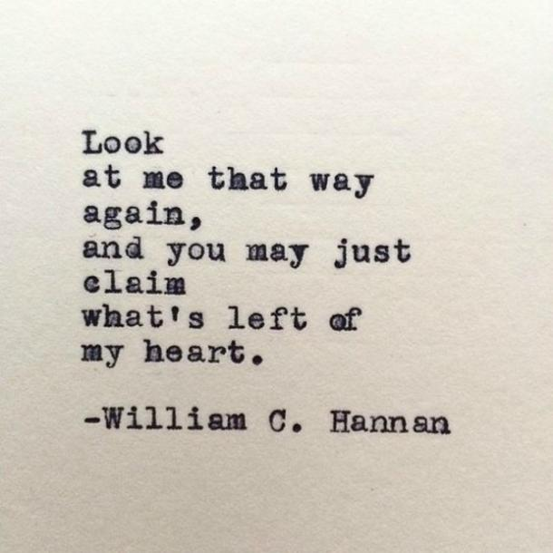 75+ I Love The Way You Look At Me Quotes