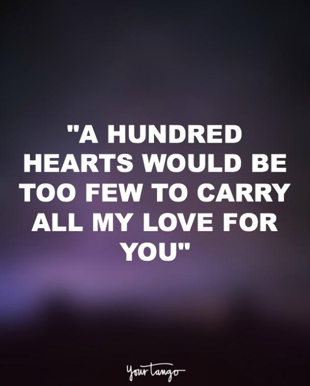 Missing your love quotes