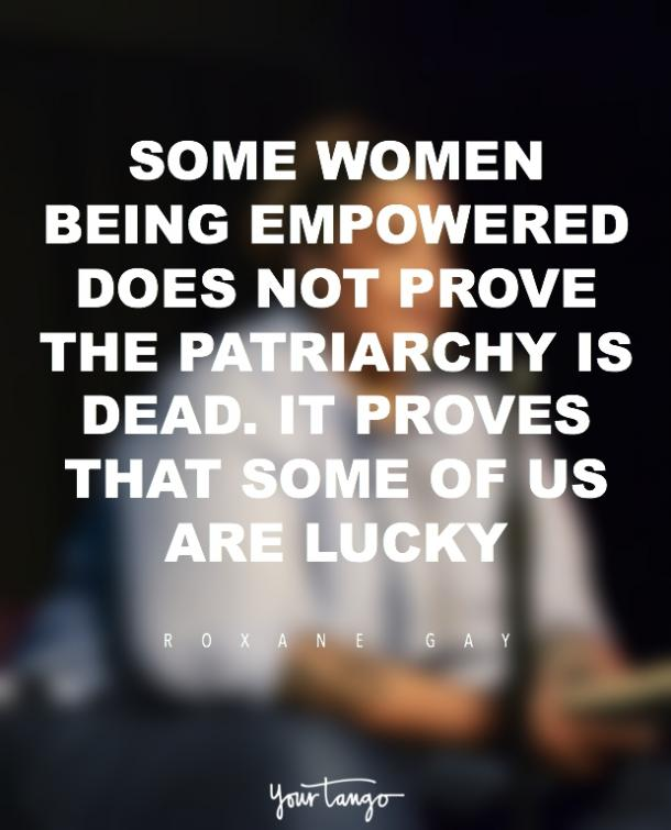 Roxane Gay Quotes Feminism